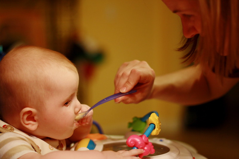 Foods for 1-year-olds